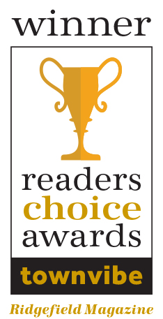 Winner of the Ridgefield Magazine Readers Choice Award